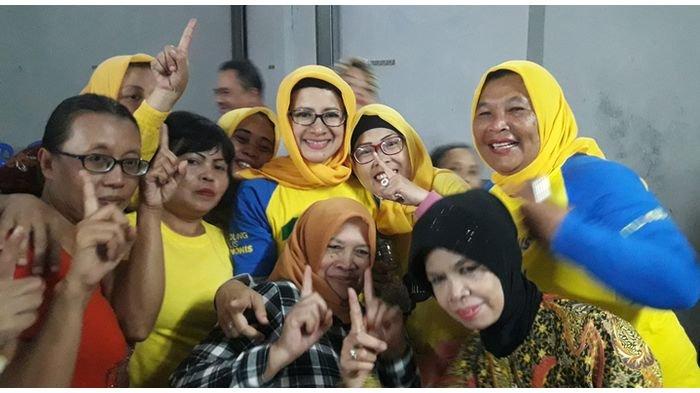 Nurul Arifin Bersyukur Lolos Jadi Anggota DPR RI, Puji Relawan yang Solid, Tunggu Rekap di Cimahi