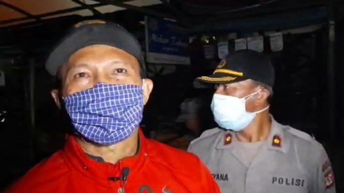 Kebakaran di Pasar Ciawi Tasik, Api 'Mengamuk' di Blok A, 20 Persen Kios Terbakar Habis