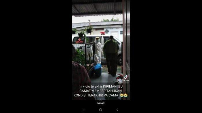 BREAKING NEWS Camat dan Sekcam di Subang Meninggal Dunia akibat Covid, Padahal Sudah Divaksin