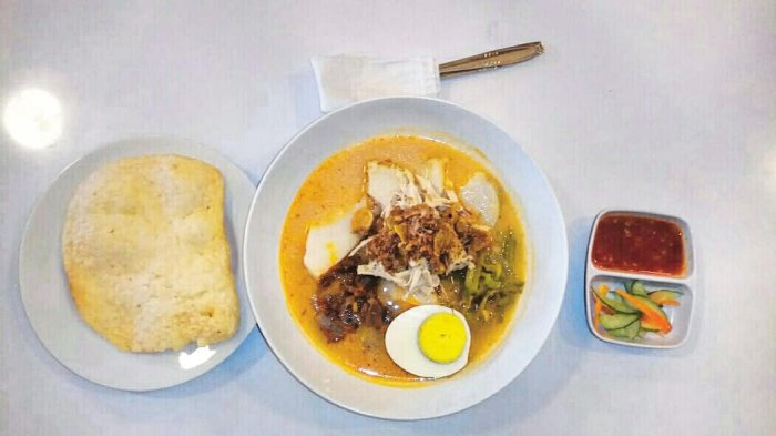 Inilah Sejarah Lontong Cap Go Meh yang Telah Ada Sejak 250 Tahun Lalu, Kuliner Sajian Khas