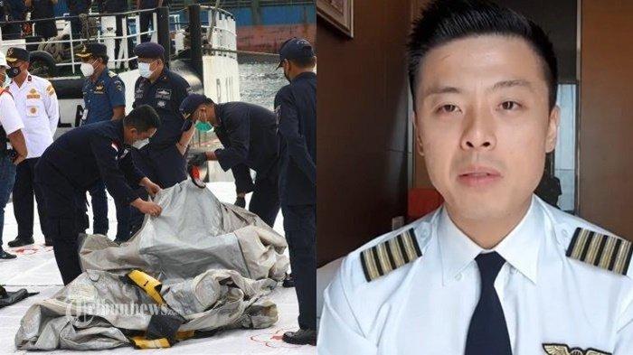 Captain Vincent Angkat Bicara Soal Jatuhnya Sriwijaya Air SJ812, Bongkar Fakta Mengenai Umur Pesawat