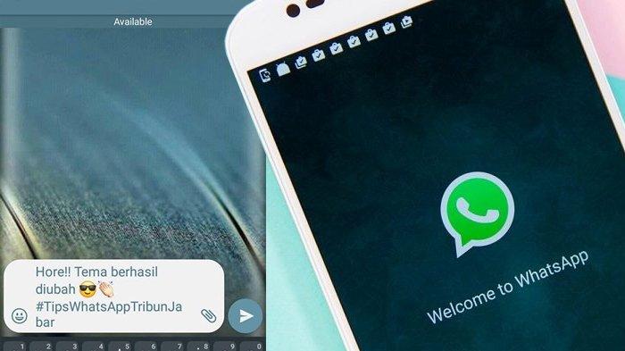 Mudah! Begini Cara Mengubah Tema WhatsApp di Ponsel Android, Tidak Perlu 'Root'