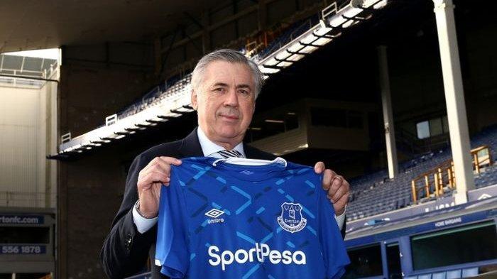 Sukses Permalukan Liverpool, Pelatih Everton Carlo Ancelotti: Puas, tapi Perjuangan Belum Selesai