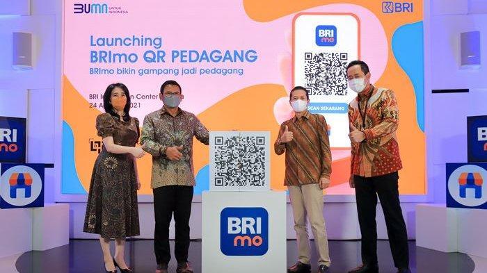 Pedagang Makin Mudah dan Praktis dalam Bertransaksi, BRI Luncurkan Fitur QR buat Para Penjual