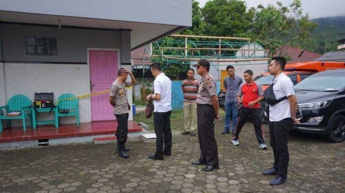 Pria dan Wanita Ditemukan Tewas Tergeletak di Lantai Kamar Hotel di Baturraden