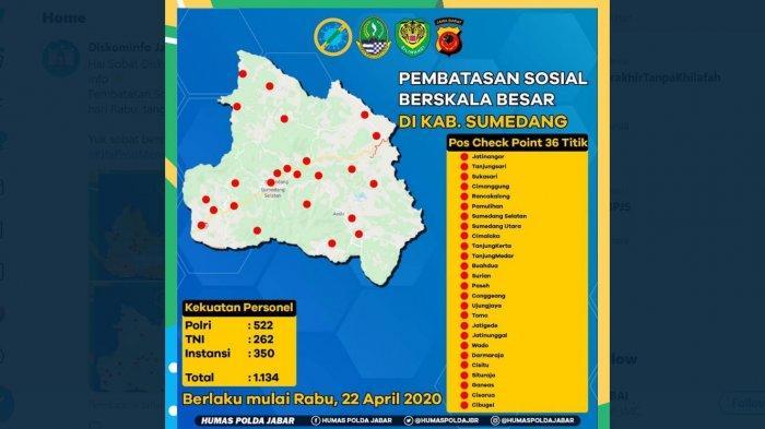 PSBB Bandung Raya Dimulai, Ini Hal yang Boleh dan Tidak Boleh Dilakukan Masyarakat di Luar Rumah