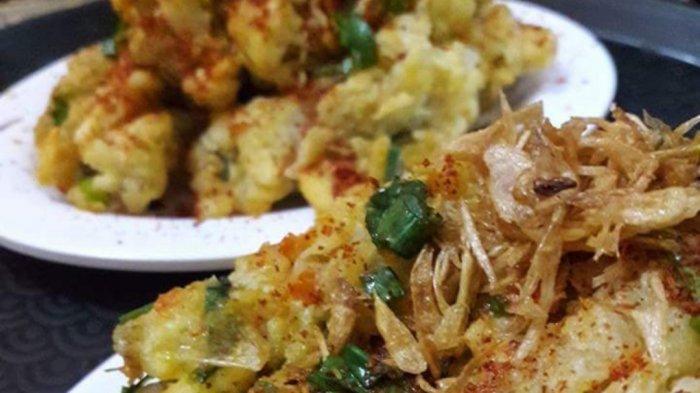 Ceker Janda Bodong salah satu menu di Cafe Si Janda Ngamuk
