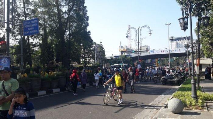 Aktivitas CFD di Bandung Tunggu Status Zona Hijau