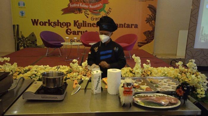 Produk Kuliner Khas Garut akan Dikembangkan Menjadi Destinasi Wisata Edukasi Budaya