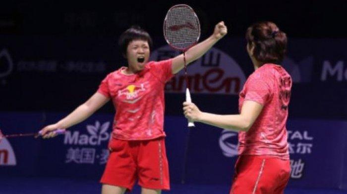 Bakal Seru, Greysia/Apriyani Bertemu Ganda Cina di Final Olimpiade Tokyo, Apri Ketemu Kembaran