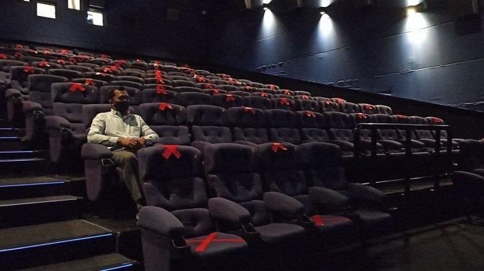 Bioskop di Bandung Kembali Dibuka, Berlaku untuk Wilayah PPKM Level 2 dan 3
