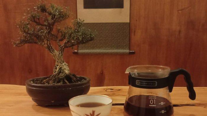 Wisata Kuliner di Pengalengan, Kedai Kopi Unik dengan Suasana Khas dan Citarasa Kopi Jepang
