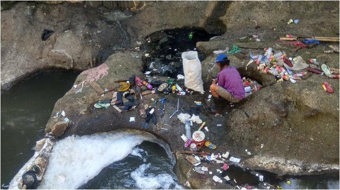 BBWSC Sebut Kondisi Aliran Sungai Citepus Terparah Ada di Kota Bandung