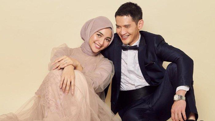 Foto-foto Citra Kirana Istri Rezky Aditya Saat Resepsi di Jakarta Bikin Pangling, Bak Boneka Barbie
