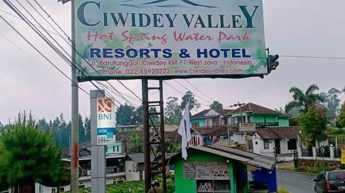 Ciwidey Valley Rugi Rp 1 Miliar Per Bulan, Tempat Wisata di Kabupaten Bandung Kibarkan Bendera Putih