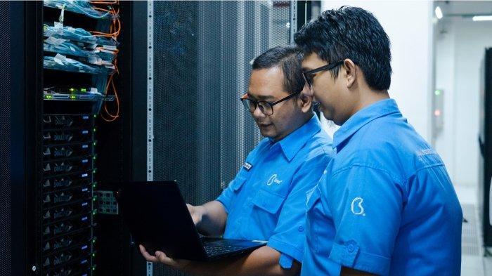Pengembangan Pusat Data Ketiga dan Peluncuran Layanan NEO Web untuk Transformasi Digital UMKM