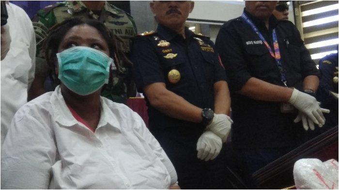 Warga Afsel Tertangkap Tangan Bawa Sabu 1,5 kg, Ketahuan Setelah Badan Digeledah