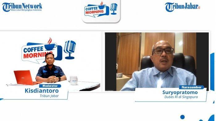 WAWANCARA EKSKLUSIF Dengan Duta Besar Singapura Suryopratomo: Berkah Nasihat Jakob Oetama