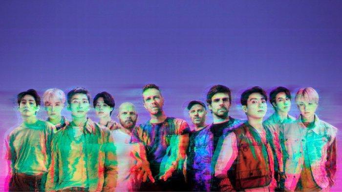 Kolaborasi BTS dan Coldplay, Rilis Lagu My Universe 24 September, Bikin ARMY Heboh dan Penasaran