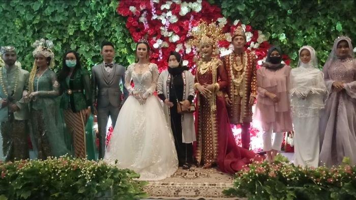 Intimate Wedding dengan Standar Protokol Kesehatan di Fabu Hotel Bandung