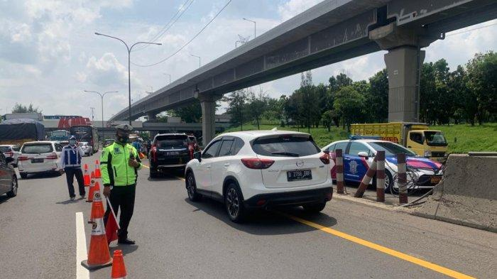 Libur Panjang, 509.140 Kendaraan Tinggalkan Jakarta dalam Tiga Hari
