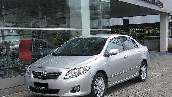 Daftar Harga Mobil Bekas Toyota Corolla Altis, Paling Murah Hanya Rp 55 Jutaan