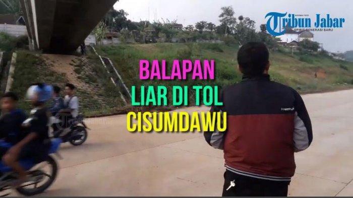 Jalan Tikus di Tol Cisumdawu Bakal Ditutup, Cegah Balapan Liar Saat Ngabuburit