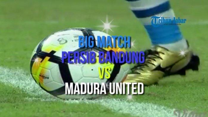 Kemenangan Persib Bandung Pupus di Menit Akhir, Persib Bandung vs Madura United 1-1