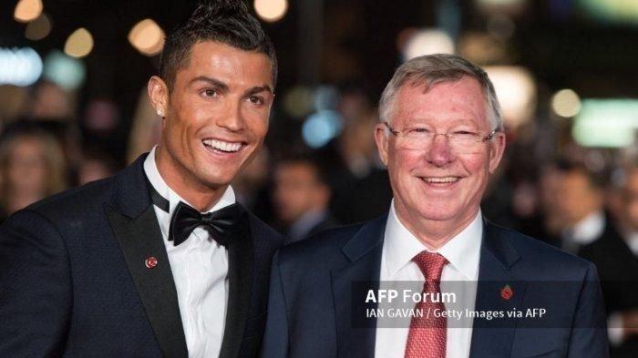 Ngaku Terlibat Datangkan Ronaldo ke MU, Alex Ferguson: Rasanya Tak Ada yang Rela Kalau Dia ke City