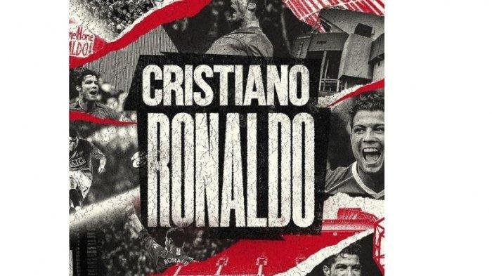 Pengumuman Manchester United soal kembalinya Cristiano Ronaldo.