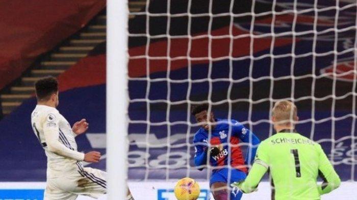 Crystal Palace Vs Leicester 1-1, The Foxes Naik ke Peringkat 2, Rawan Tergusur Everton