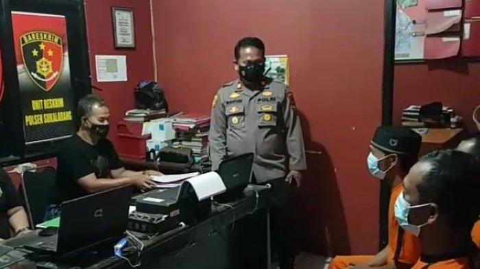 Tiga Pelaku Curanmor dengan Modus Menjadi Pertugas Survei di Sukabumi Dibekuk Polisi di Cianjur