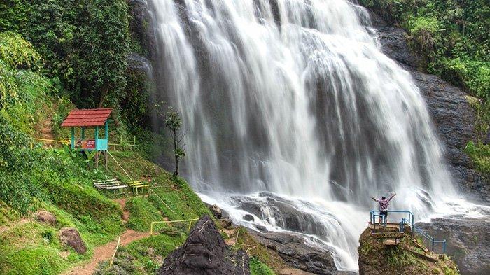 Jelajahi 3 Air Terjun di Jawa Barat, Curug Jagapati Hingga Curug Cikondang, Bisa Jadi Penawar Penat