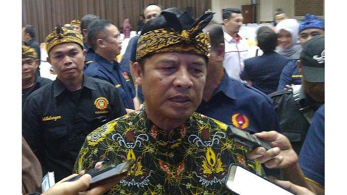 Bupati Bandung Serahkan 707 SK Kenaikan Pangkat Bagi PNS Kabupaten Bandung