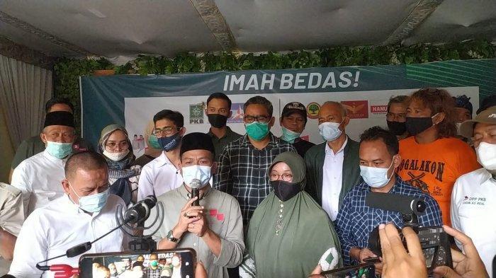 Hitung Cepat, Bedas Unggul di Lapas Narkotika Bandung, Cellica juga Unggul di Lapas Karawang
