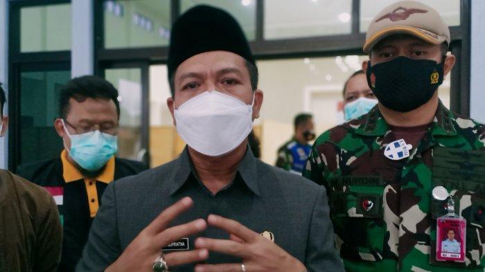 Kabupaten Bandung Kini Menjadi Zona Oranye, Bupati Targetkan Jadi Zona Kuning dalam 2 Minggu