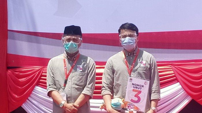UPDATE Real Count KPU Pilkada Bandung, Paslon Dadang-Sahrul Tak Terkejar, Teh Nia Dapat 31,1% Suara