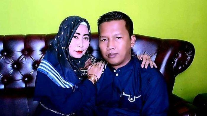 Dadie Mulyadi dan istri. (Dok. Dadie Mulyadi)