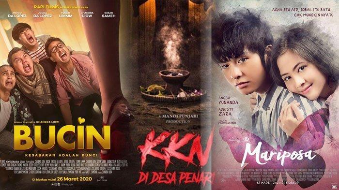 Daftar Film Indonesia yang Bakal Tayang Maret 2020, Genre Film Horor, Komedi hingga Film Romantis