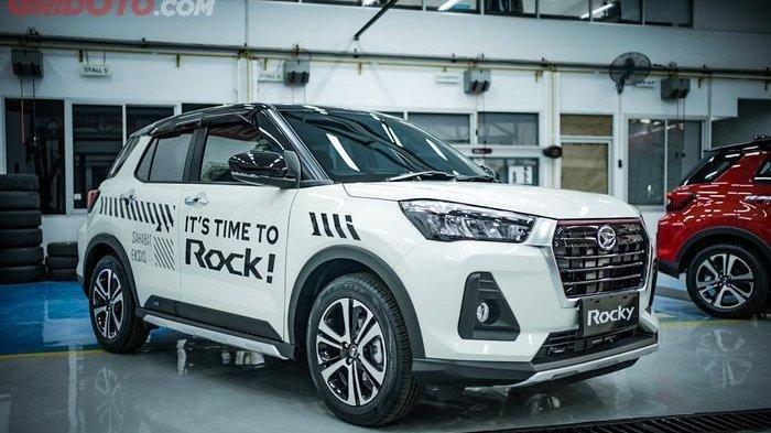Daftar Harga Mobil Terbaru Daihatsu, Daihatsu Rocky 1.200 cc yang Kemarin Diluncurkan, Ada 6 Varian
