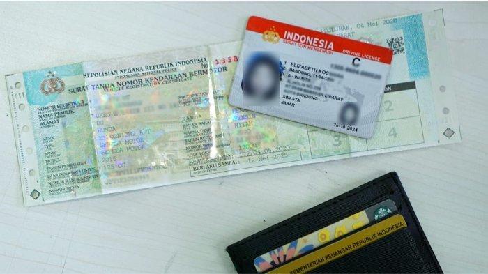 Membawa surat-surat kendaraan seperti STNK, SIM, KTP menjadi suatu kewajiban ketika akan berkendara.