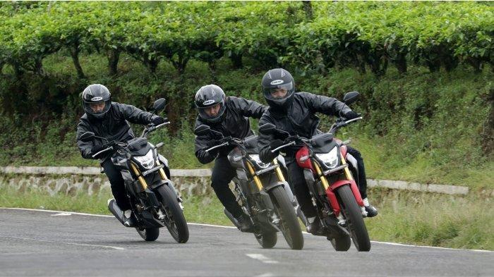 DAM Berikan Promo Special Untuk Pembelian Honda CB150R Streetfire