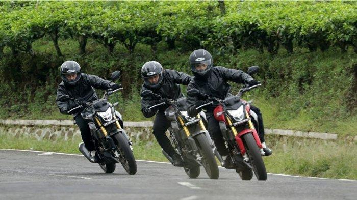 Jadi Partner Terbaik, All New Honda CB150R Streetfire Resmi Hadir di Jawa Barat