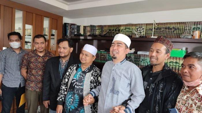 ALHAMDULILLAH, Ustaz Solmed dan Ustaz Suwarna Berdamai, akan Lanjutkan Jadwal Pengajian Bersama