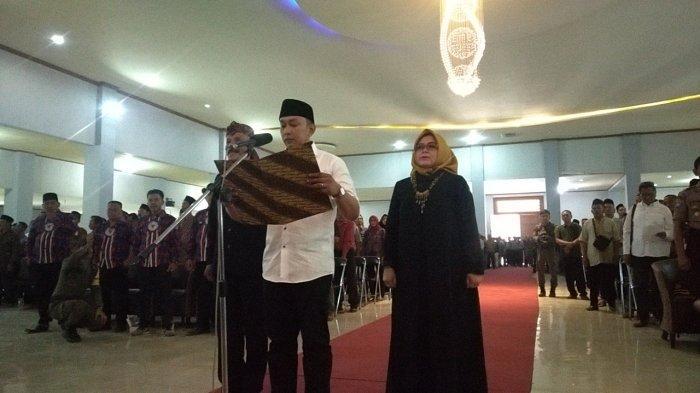 Jelang Pemilihan Kuwu Serentak, Polres Cirebon Minta Calon Kuwu Tidak Kampanye