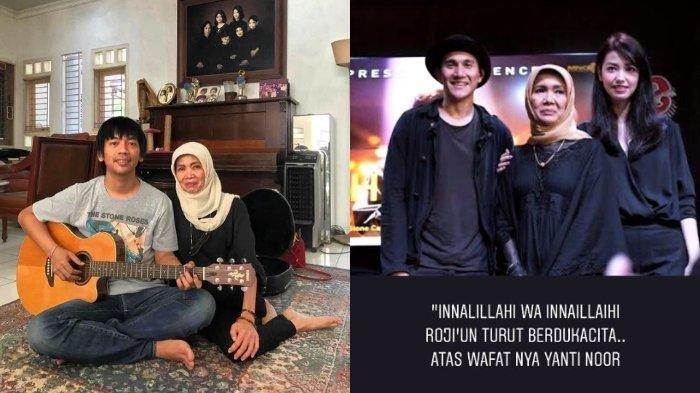 INNALILLAHI, Istri Mendiang Chrisye, Damayanti Noor, Meninggal Dunia, Doa Pun Berdatangan