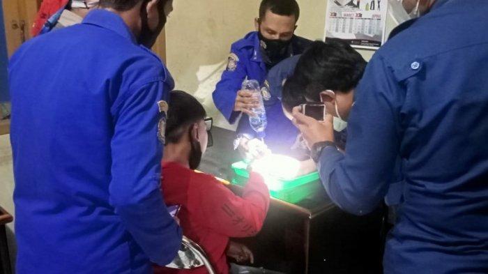 Gara-gara Temukan Cincin, Seorang Bocah di Sumedang Dibawa ke UPTD Damkar