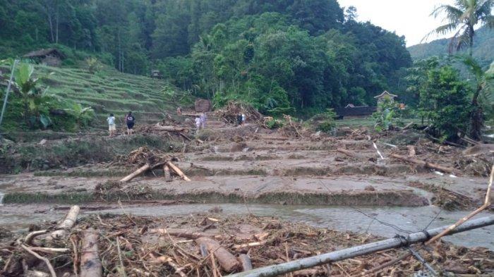 Terancam Longsor Susulan, Puluhan Rumah di Desa Baginda Sumedang Harus Direlokasi