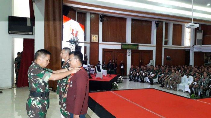 Seskoad Gelar Seminar Soal Peranan Satuan Komando Kewilayahan Cegah Disintegrasi Pasca-Pemilu 2019