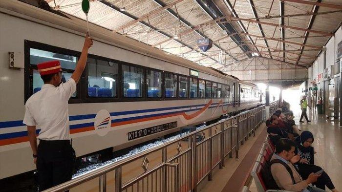 Akibat Mati Listrik, Kereta Api Terlambat Lebih dari 6,5 Jam di Stasiun Madiun